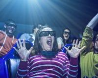 Cmovie 5D de observação Fotografia de Stock Royalty Free