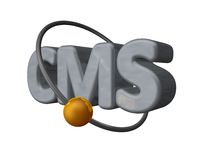 Cms Royalty Free Stock Photography
