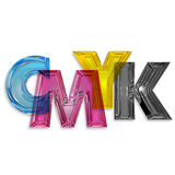 Cmyk Photos stock