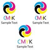 CMYK Imágenes de archivo libres de regalías
