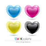 CMYK color mode Royalty Free Stock Photos