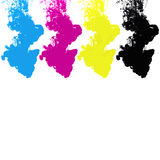 CMYK ink Stock Photos