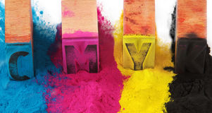 Cmyk Stock Photography