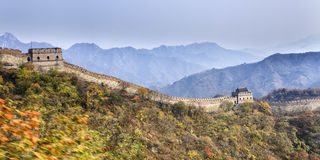 CN Great Wall Pan Cabin Stock Photography