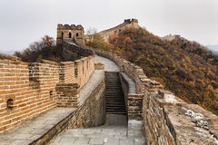 CN Great wall pass Stock Images