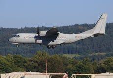 CN-235M-100 免版税库存照片