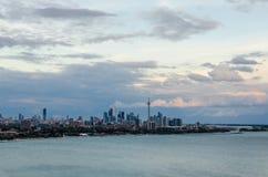 cn miejsca budowy skyline żaglówek Toronto pierwszoplanowy wieży fotografia stock