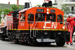 CN Parade float Stock Images