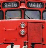 CN pociągu Parowozowy szczegół Fotografia Stock