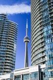CN står hög, Toronto, Ontario, Kanada Arkivfoton