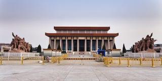 CN Tiananmen Mao wejście zdjęcie royalty free