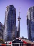 CN Toren stock afbeelding