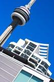 CN Toren Royalty-vrije Stock Afbeeldingen