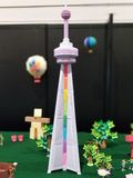 CN toren cne Royalty-vrije Stock Afbeelding