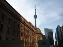 CN Toren Toronto, Canada Royalty-vrije Stock Foto