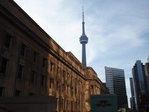 Cn-torn Toronto, Kanada royaltyfri foto