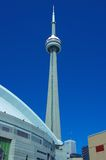 CN Tower 2 Royalty Free Stock Images