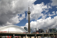 CN-Tower Royalty Free Stock Photography