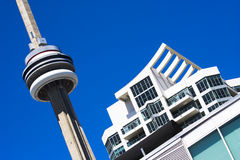 CN Tower Royalty Free Stock Photos