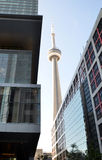 The CN Tower in Toronto Stock Images