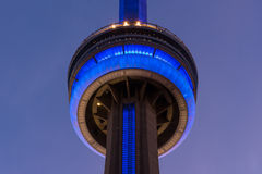 CN Tower in Toronto Royalty Free Stock Photos