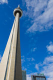 CN Tower - Toronto Canada Royalty Free Stock Photography