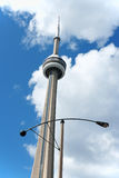 CN Tower in Toronto, Canada Royalty Free Stock Images
