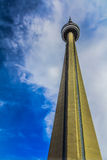 CN Tower in Toronto, Canada Stock Photography