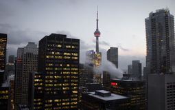 CN Tower stock photos