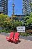 CN Tower, Toronto Royalty Free Stock Photos