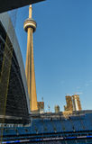 CN Tower in Toronto Royalty Free Stock Photo