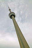 CN Tower Toronto Ontario Canada Stock Image