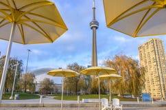 CN Tower,Toronto Royalty Free Stock Photos