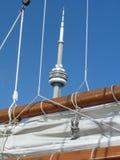 CN Tower Toronto Stock Photo
