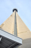 CN Tower Royalty Free Stock Photo