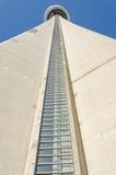 CN van Toronto (Canadese Nationaal) Toren, Toronto, Ontario Stock Foto