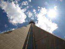 cn wieży na ziemi Fotografia Royalty Free
