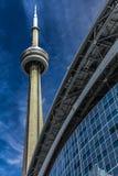 CN wierza w Toronto, Kanada Obraz Royalty Free