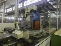 CNC机器 免版税库存照片