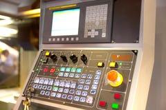 CNC ελεγκτής Στοκ Εικόνες