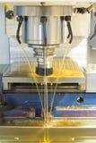 CNC филировальной машины Стоковые Фотографии RF
