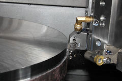 Cnc Royalty Free Stock Photo