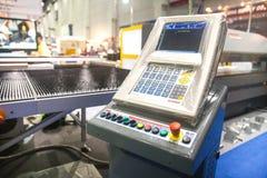 CNC Controller Stock Photography