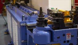 CNC 3D Pijp Buigende Machine stock foto