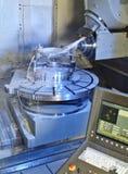 CNC kontrolowany maszynowy narzędzie obrazy stock