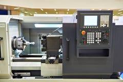 Free CNC Lathe Stock Photo - 102924680