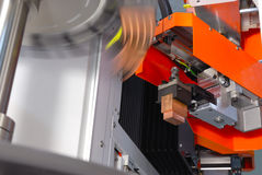 CNC machine Royalty Free Stock Images