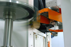 CNC machine Stock Images