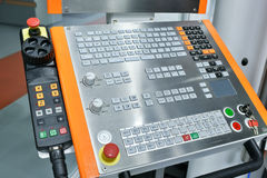 CNC machine Royalty Free Stock Photography