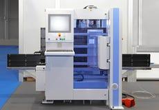 CNC machine Stock Image
